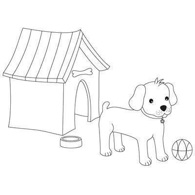 Fantastisch Harte Malvorlagen Von Hunden Fotos - Entry Level Resume ...
